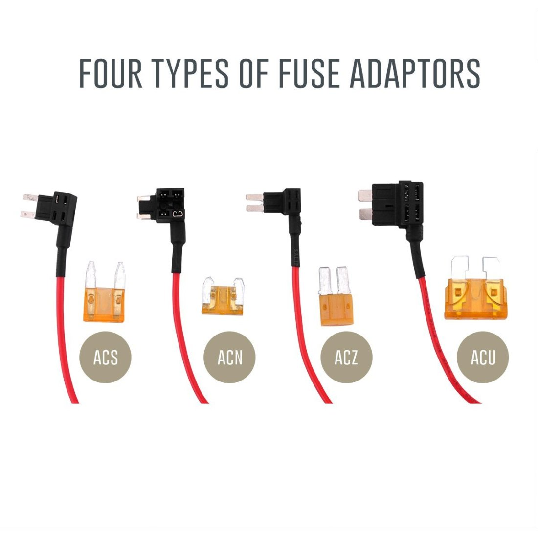 Hard Wiring Your Dash Cam Gareths Tech Blog Adapter Power Supply Fuse Box As You Can See There Are A Few Different Kinds If Unsure Of Which Kind Require Simply Locate Vehicles Pop Off The Cover